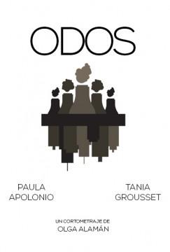 ODOS cortometraje cartel poster