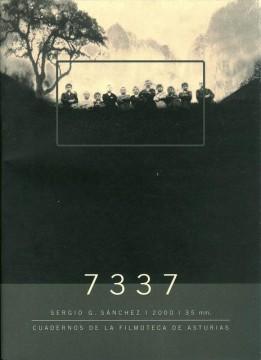 7337 cortometraje cartel poster