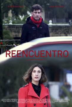 Reencuentro cortometraje cartel poster