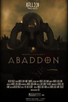 Abaddon cortometraje cartel poster