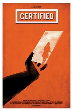 Certified cortometraje cartel poster