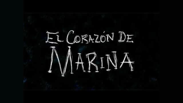 El corazon de Marina cortometraje cartel poster