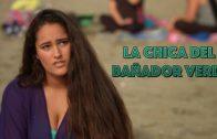 La chica del bañador verde. Cortometraje español de Jessica Gómez