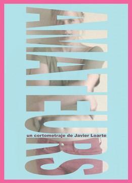 Amateurs cortometraje cartel poster