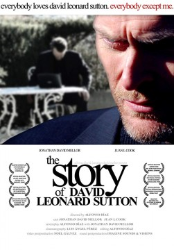 The Story of David Leonard Sutton cortometraje cartel poster
