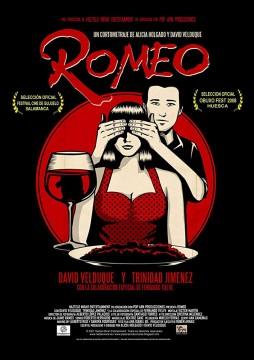 Romeo cortometraje cartel poster