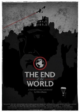 The End of the World cortometraje cartel poster