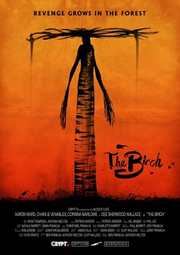 The birch cortometraje cartel poster