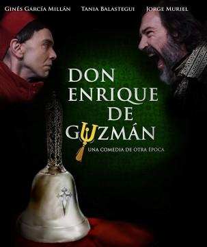 Don Enrique de Guzmán cortometraje cartel poster
