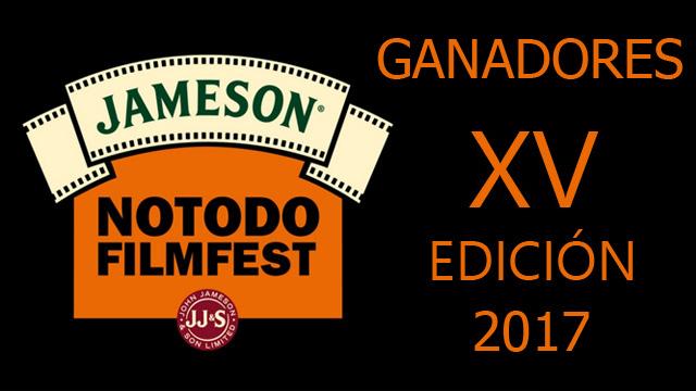 Ganadores XV Edición 2017 Notodofilmfest. Cortometrajes online