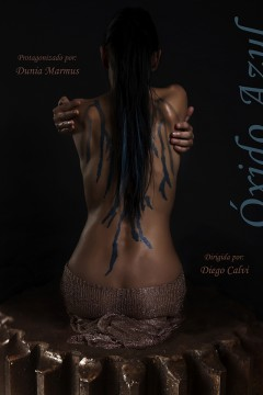 Oxido Azul cortometraje cartel poster