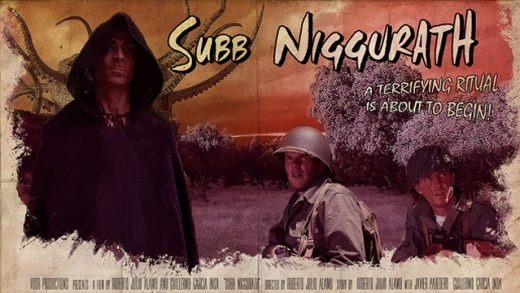 Subb Niggurath. Cortometraje de Roberto Julio Álamo