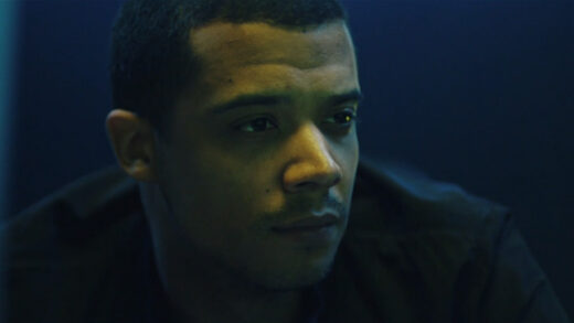 The Super Recogniser. Cortometraje ciencia ficción con Jacob Anderson