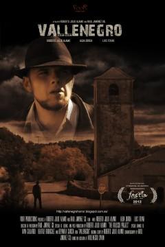 Vallenegro cortometraje cartel poster