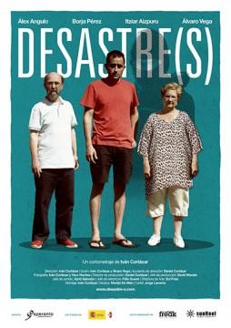 Desastre-s cortometraje cartel poster