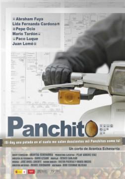 Panchito cortometraje cartel poster