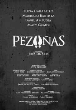 Pezuñas cortometraje cartel poster