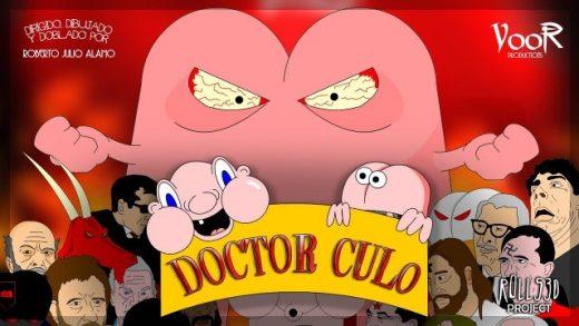 Doctor Culo. Webserie de animación de Roberto Julio Álamo