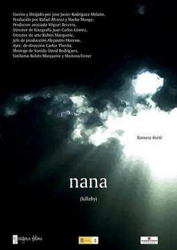 Nana cortometraje cartel poster