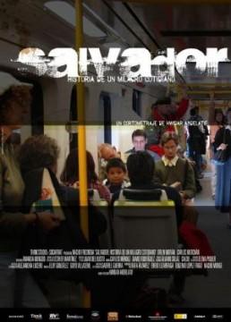 Salvador (Historia de un milagro cotidiano) cortometraje cartel poster