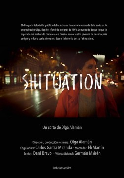 Shituation cortometraje cartel poster