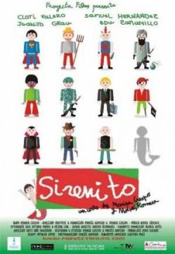 Sirenito cortometraje cartel poster