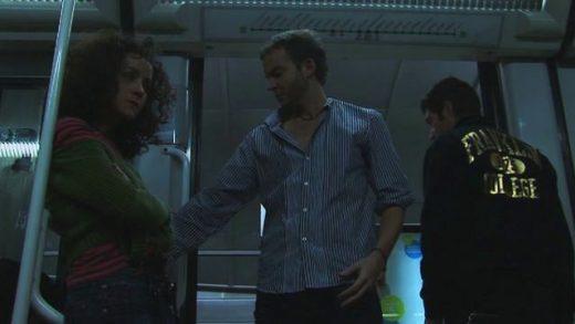 Sub-Way. Cortometraje y drama español de Matías Boero Lutz