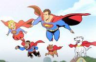 Superman 75º Aniversario. Cortometraje de animación de Zack Snyder