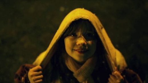 The Little Match Girl. Cortometraje dirigido por Filip Matevski
