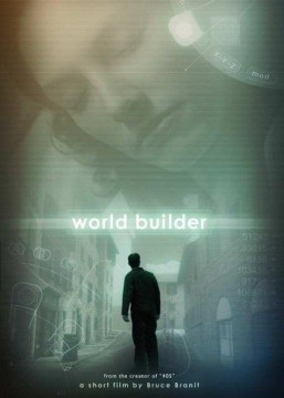 World Builder cortometraje cartel poster