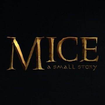 Mice a small story cortometraje cartel poster