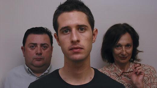 A cuestas con mis padres. Cortometraje LGBT de Vicente Bonet