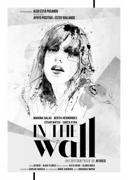 In the wall cortometraje cartel poster