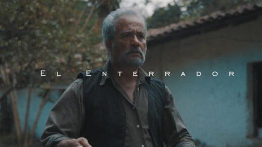 El enterrador. Cortometraje mexicano de Fernando Morales