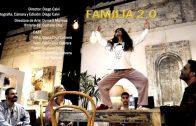 Familia 2.0. Cortometraje español dirigido por Diego Calvi