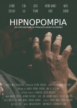 Hipnopompia cortometraje cartel poster
