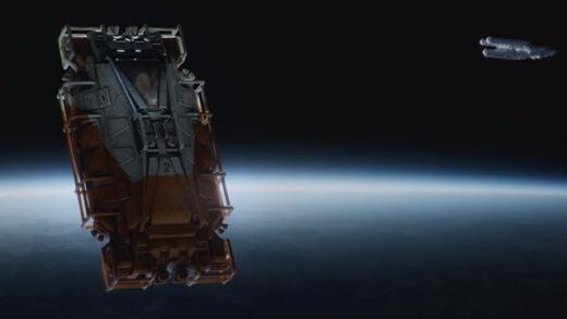 Hyperlight. Cortometraje y aventura espacial de Nguyen-Anh Nguyen