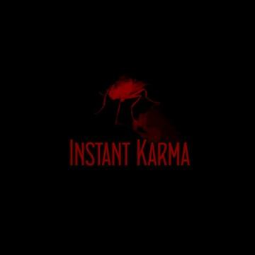 Instant Karma cortometraje cartel poster