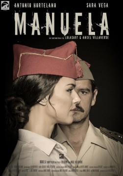Manuela cortometraje cartel poster