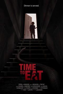 Time to eat cortometraje cartel poster