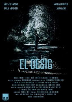 El desig cortometraje cartel poster