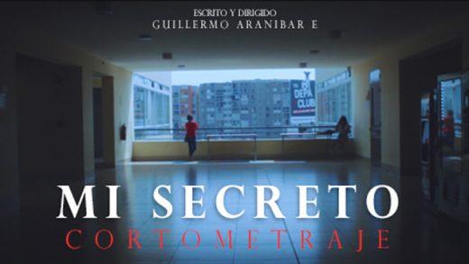 Mi secreto. Cortometraje peruano de Guillermo Aranibar E