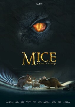 Mice a small story corto cartel poster