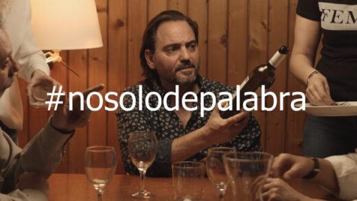 #nosolodepalabra. Cortometraje español de Álvaro García Company