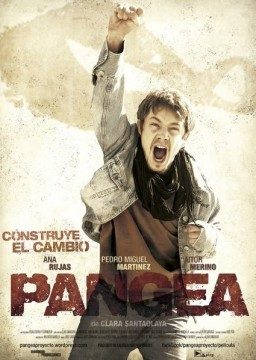 Pangea cortometraje cartel poster