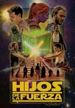 Star Wars Hijos de la Fuerza cortometraje cartel poster