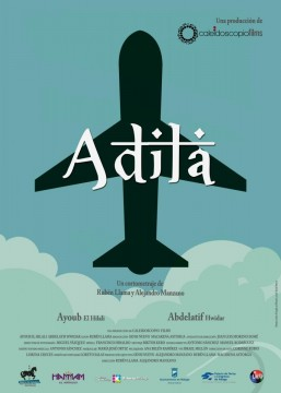 Adila cortometraje cartel poster