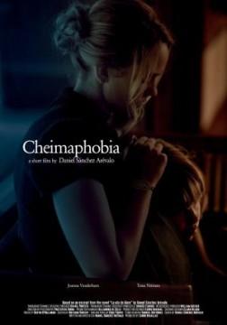 Queimafobia cortometraje cartel poster