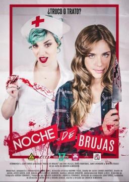 Noche de brujas cortometraje cartel poster