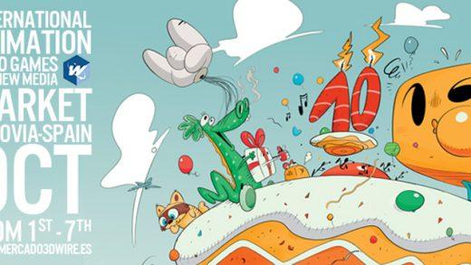 3D Wire premia a los mejores cortos y proyectos de animación y videojuegos